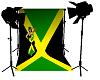 jamaican photo stand