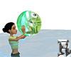 Frog Ball 5 People