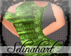 *S*Sequined Mini Green