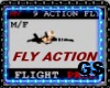 FLIGHT FLY ACTION PACK