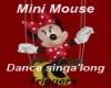 Mini Mouse Sing A long