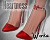 W° Heartness e Pumps