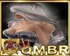QMBR Long Wavy Ash Blond