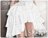[Is] Bustle Skirt Drv