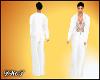 D- Sexy White Suit XXL
