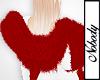 ! Diva Fur Red