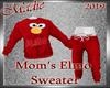 !b (M) Elmo Sweater