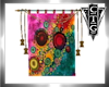 CTG TIE DYED TAPESTRY