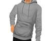 IMVU M. Sweater L Grey