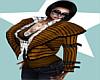 Boss~Wool Jacket Gld