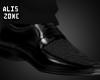 [AZ] WOLFMAN black shoes