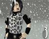 d3 Snow Leopard Coat
