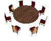 Dragon Round Table