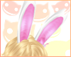 ~R~ Party bunny ears pnk