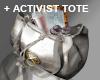 + ACTIVIST TOTE