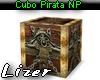 """Cubo Cofre Pirata """"NP"""""""