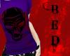 [BED]Purple SkullX