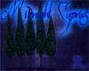 Cyprus Row L Midnight