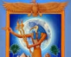 Egyptian God Thoth