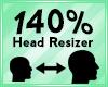 Head Scaler 140%