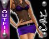 |CAZ| Vica Purple