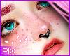 ! 💗 Blush + Freckles