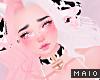 🅜 COW: pinku hair 5