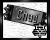 辜 Chad Armband-F/R Req