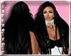 (RT)BLACK XENIA HAIR