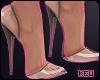 ʞ-Plastic Bish Heels⁴
