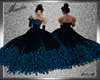 Midnight Blue Gown V1