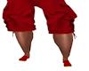 Men's Red Clogs V1
