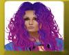 PE Purple 2 Fucia Hair