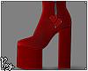 Valentine Boy Red Heels