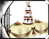 .:C:. Wedding cake table