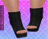 Lu/black top boot