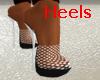 Ballroom Heels White