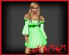 KyD Dollie Green Dress