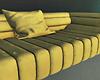 Mustard Retro Couch