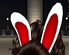 ~A~ Red Bunny Ears