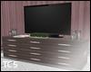 Modern tv set