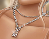 f. DRV Padlock Chain