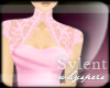 Sylent Lace Jacket Pink2