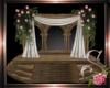$$Rustic Wedding Alter