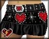 S miniskirtHearts