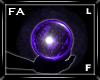 (FA)HandOrbFL Purp