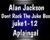 Dont Rock The Juke Box