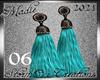 !a Mint Earrings 06