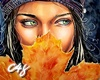 e Autumn Girl | Art