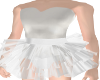 Kids White Ballet Dress